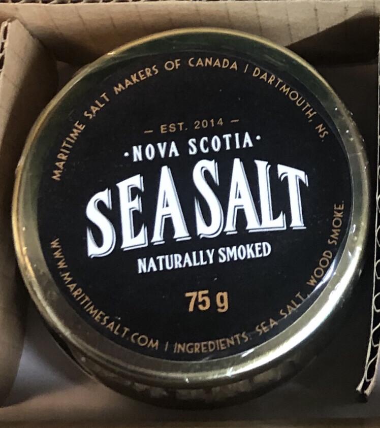 Local Sea Salt (Smoked)