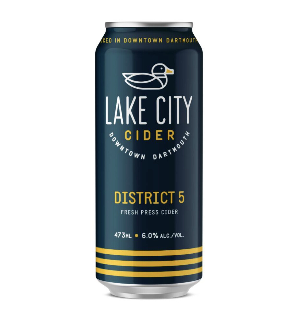 District 5 Lake City Cider