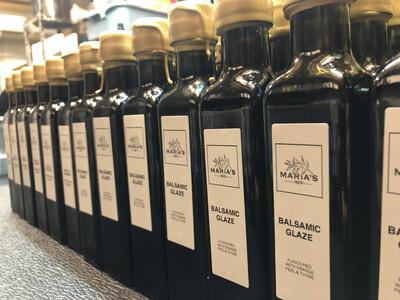 Balsamic Vinegar Glaze