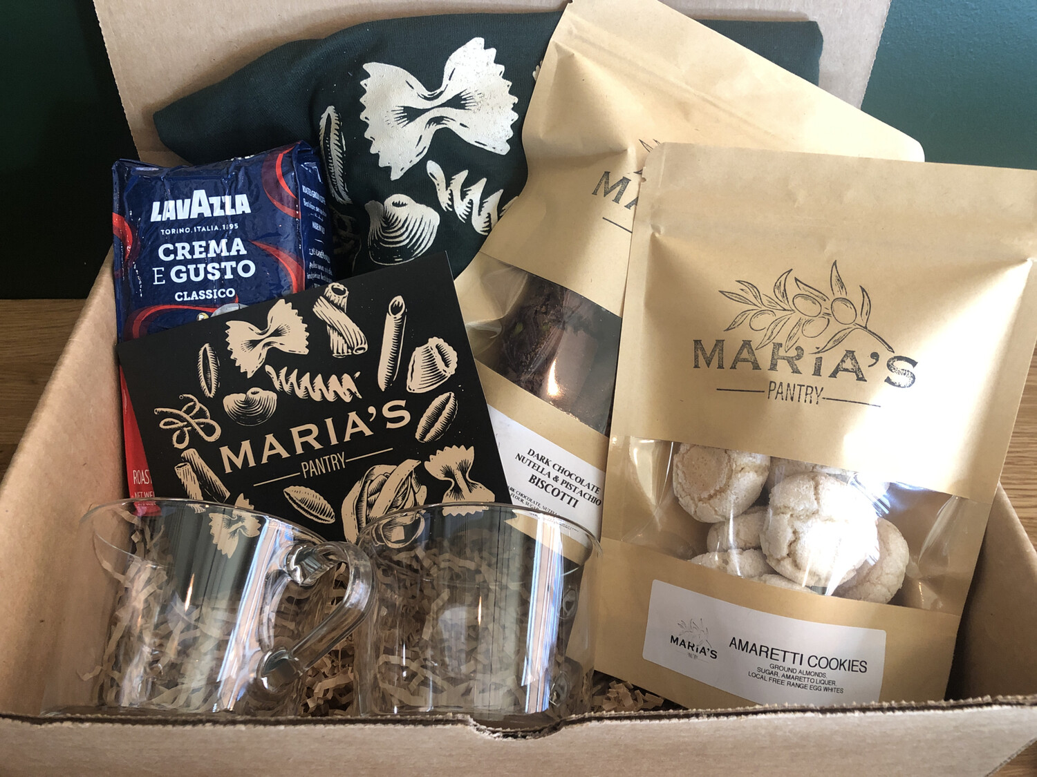Cookies & Coffee Gift Box