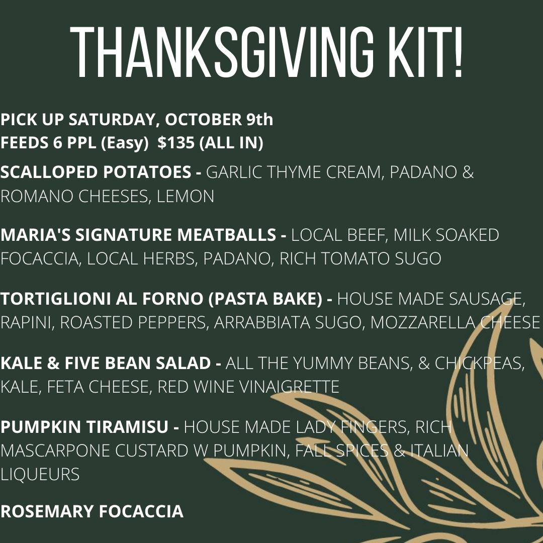 Thanksgiving Kit!