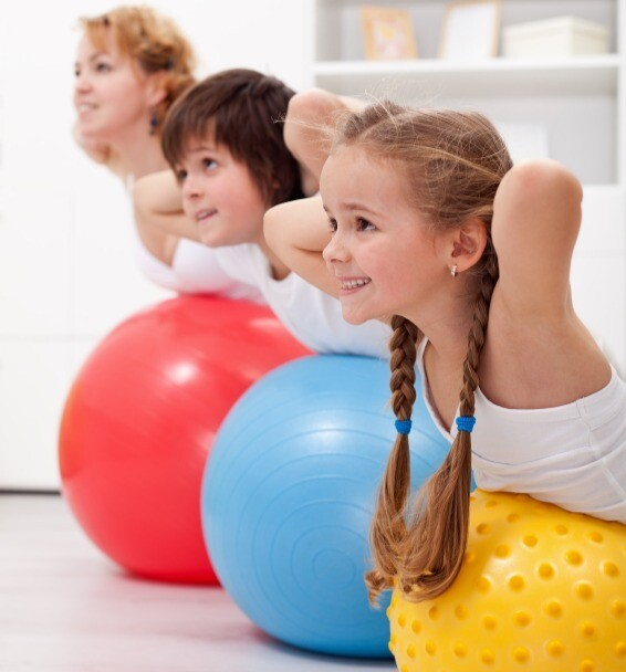 Kiddies Pilates