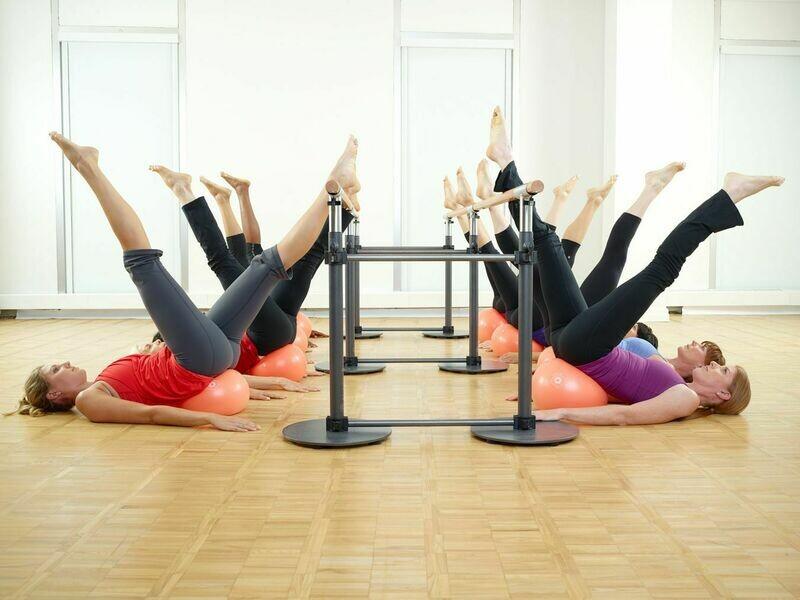Pilates Barre/Combo Class