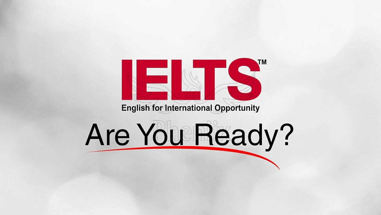 IELTS-preparation course