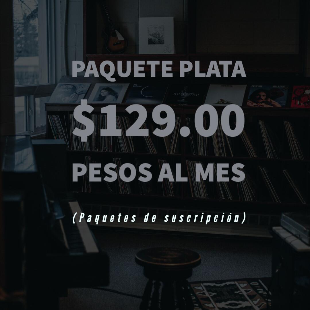 Paquete Plata
