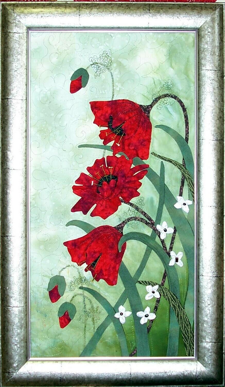 Posh Poppy Kit - Red