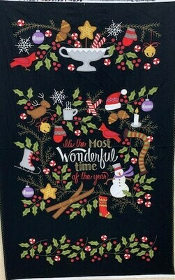 The Most Wonderful Time of the Year Panel