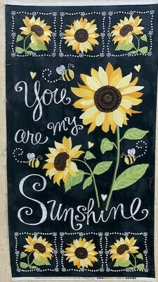 You Are My Sunshine Panel