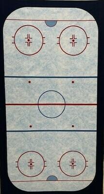 Sports Life Hockey Rink Panel