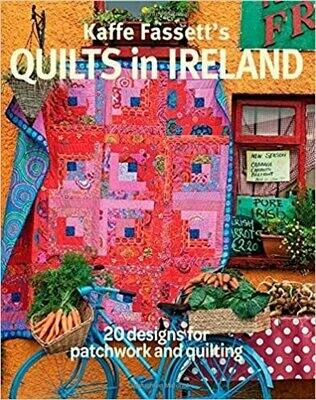 Quilts in Ireland - Kaffe Fassett's