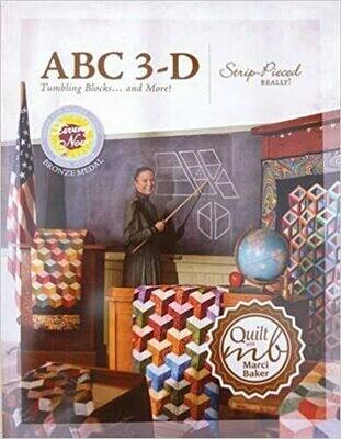 ABC 3-D - Marci Baker