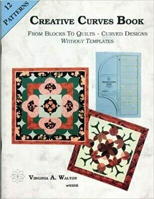 Creative Curves Book - Virginia A. Walton