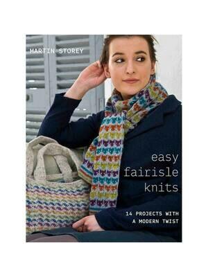 Easy Fairisle Knits - Martin Storey