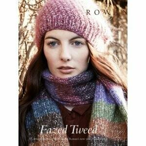 Fazed Tweed - Rowan