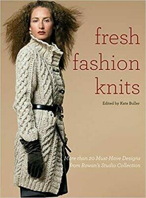 Fresh Fashion Knits - Rowan