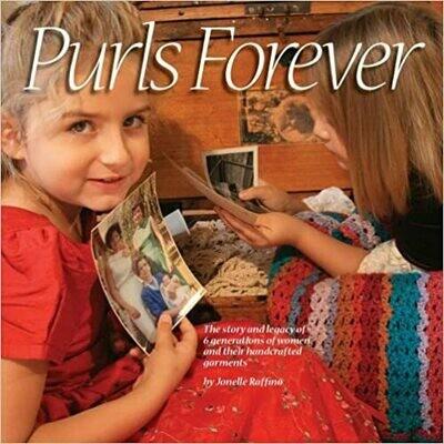 Purls Forever - Jonelle Raffino
