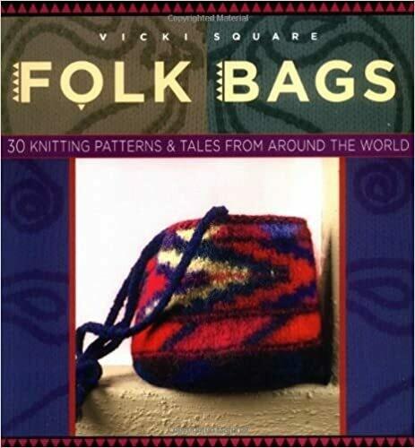 Folk Bags - Vicki Square