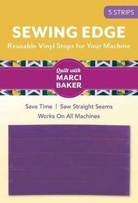 Sewing Edge - Reusable Vinyl Strips