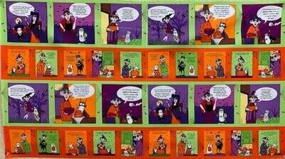 Maxine Halloween Panel