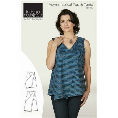 Asymmetrical Top and Tunic