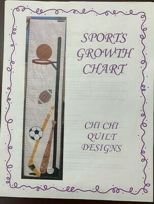 Sports Growth Chart Kit