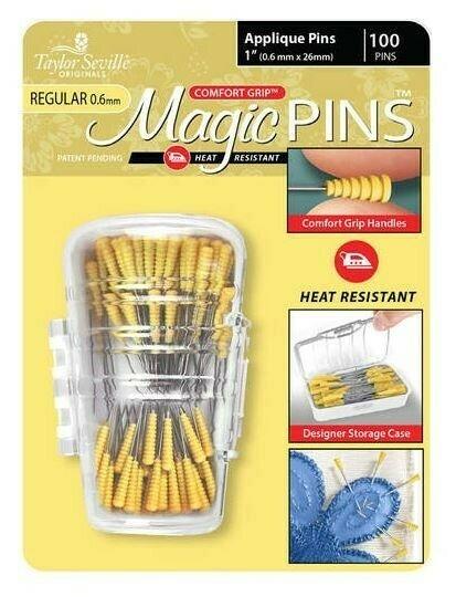 Magic Pins - Applique Pins