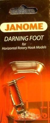 Darning Foot Closed Toe - Top Load