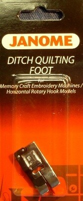 DITCH QUILTING FOOT - 7MM