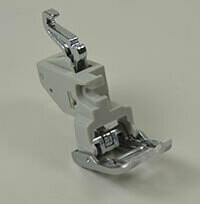Dual feed 9mm Foot With Holder