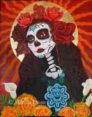 Dadme la Muerte Que Me Falta - Signed Print