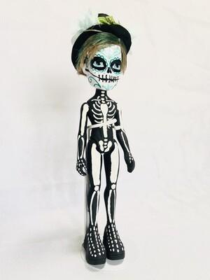 Dia de Los Muertos Doll