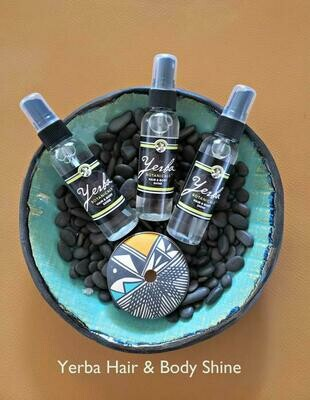 Yerba Hair and Body Shine
