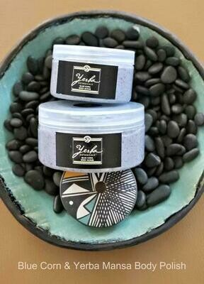 Blue Corn & Yerba Mansa Body Polish