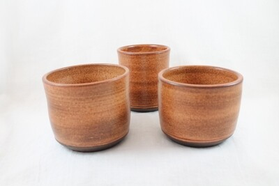 Ceramic Set of Cup and Small Containers