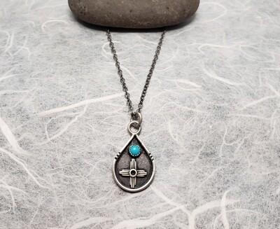 Zia Pendant Necklace