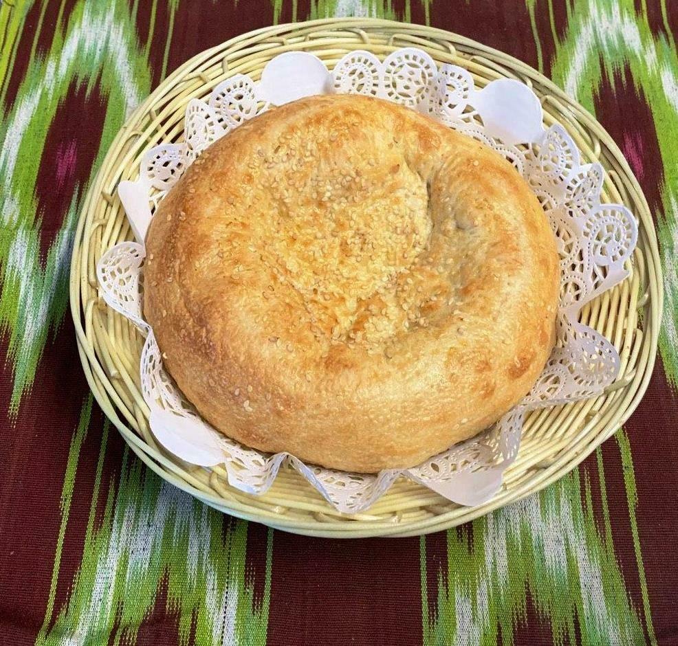 Uzbek small Homemade Bread