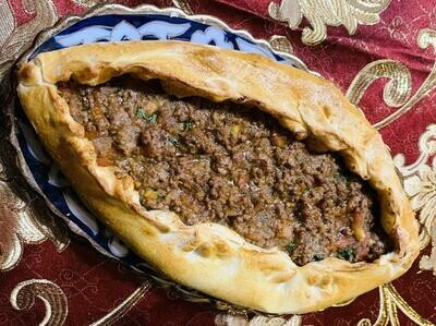 Kavsar boat ground beef