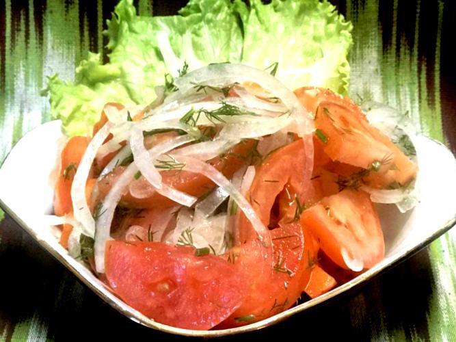 Atlas Salad