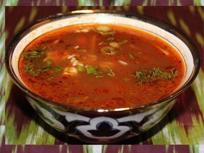 Mastava Soup