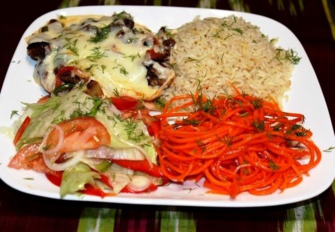 Kavsar EuroAsian Dish