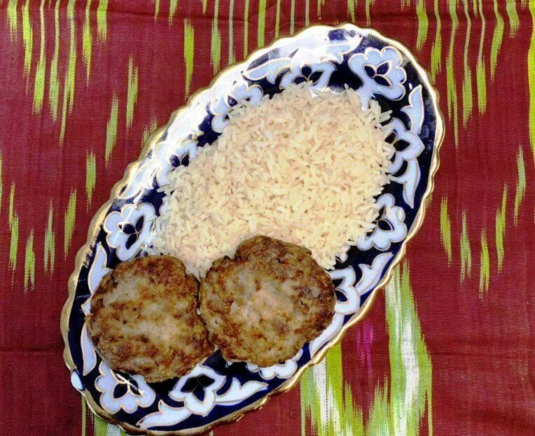 RUSSIAN STYLE CUTLETS