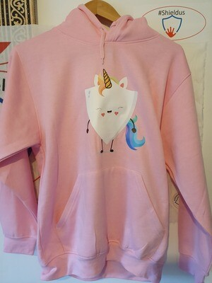 Ladies small unicorn hoodie