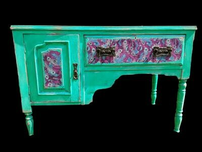 Dresser with Cupboard