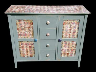 Farmhouse Style Dresser