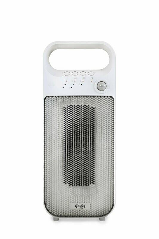 Argo Dream - Keramische Ventilatorverwarming met aanwezigheid sensor.