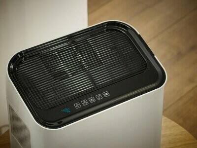SOEHNLE Luchtwasser AirFresh Wash 500 - luchtbevochtiging en luchtreiniging - 35m2