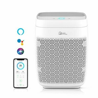 Zigma Aerio 300 -  Slimme wifi luchtreiniger voor in huis