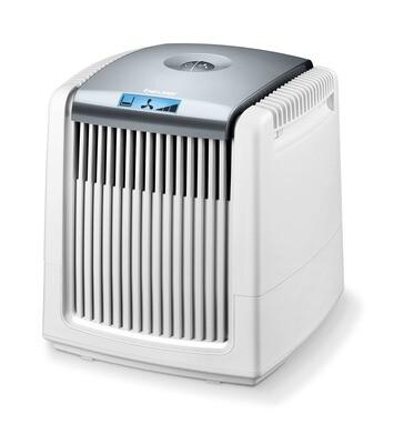 Beurer LW230 - 2-in-1 Luchtwasser + Luchtbevochtiger - 2-in-1 - wit