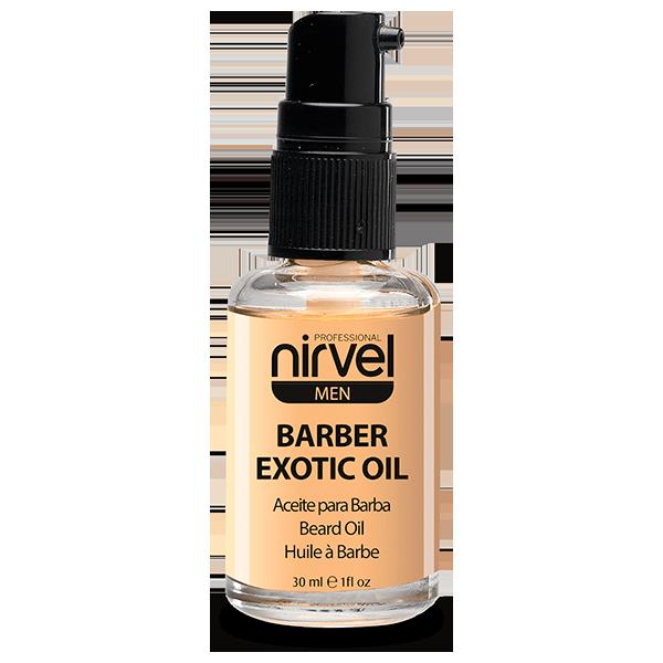 Масло для бороды и усов Nirvel Professional Barber Exotic Oil