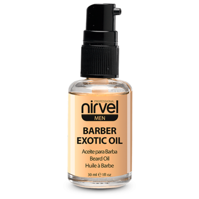Масло для бороды и усов Nirvel Professional Barber Exotic Oil
